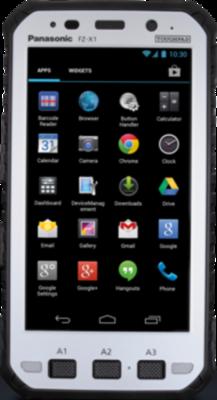 Panasonic Toughpad FZ-X1 tablet