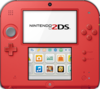 Nintendo 2DS portable game console front