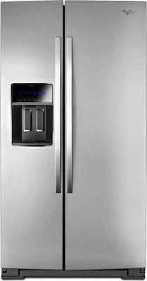Whirlpool WRS975SIDM refrigerator
