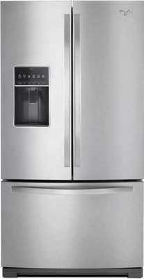 Whirlpool WRF767SDEM refrigerator