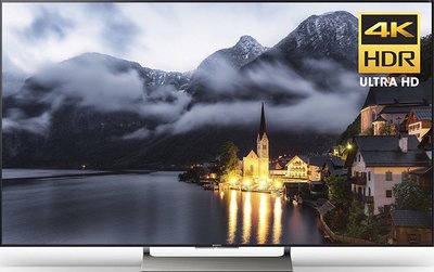 Sony XBR-55X900E tv