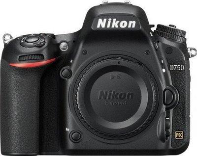 Nikon D750 digital camera