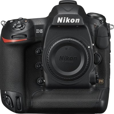 Nikon D5 digital camera
