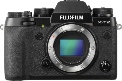 Fujifilm X-T2 digital camera