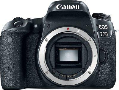 Canon EOS 77D digital camera