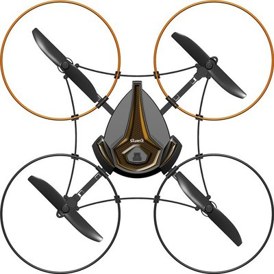 Silverlit Power In Air Space Galaxy 24ghz Drone Full