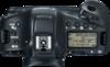 Canon EOS-1D X Mark II digital camera top