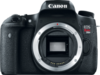 Canon EOS Rebel T6s digital camera front