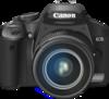 Canon EOS Rebel XSi digital camera