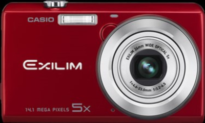 Casio Exilim EX-ZS15 digital camera