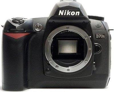 Nikon D70s digital camera