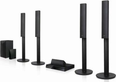 LG LHB655 home cinema system