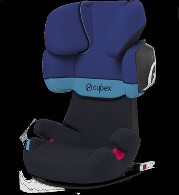 Cybex Solution X2 Fix Child Car Seat Full Specifications