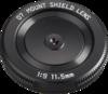 Pentax 07 Mount Shield Lens lens