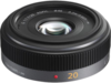 Panasonic Lumix G 20mm F1.7 ASPH lens