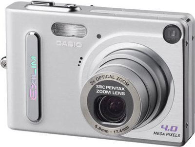 Casio Exilim EX-Z4 digital camera