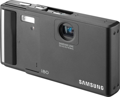 Samsung i80 digital camera