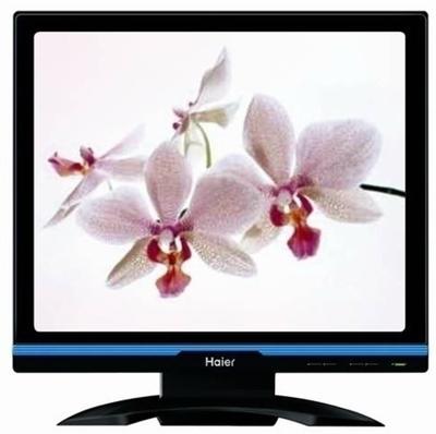 haier hv tbg monitor full specifications