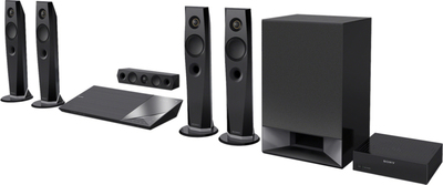 Sony BDV-N7200W home cinema system