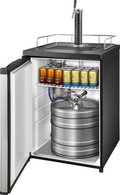 Insignia NS-BK1TSS6 beverage cooler