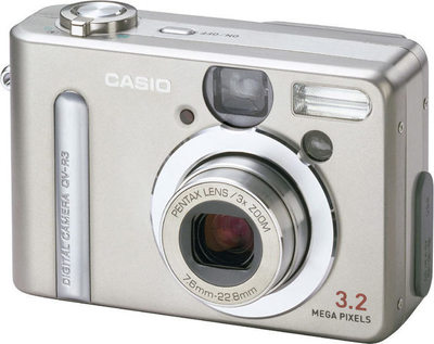 Casio QV-R3 digital camera