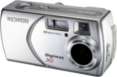 Samsung Digimax 202 digital camera