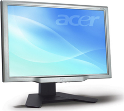 acer alwd monitor full specifications