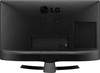 LG 28MT49S monitor rear