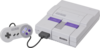 Nintendo Super Entertainment System (SNES) game console