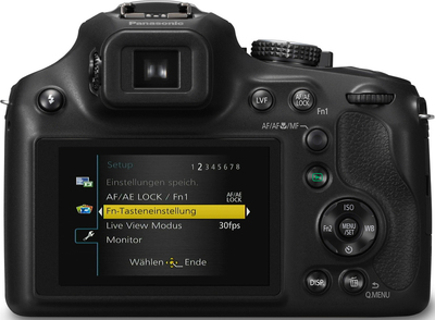 Panasonic Lumix DMC-FZ72 digital camera
