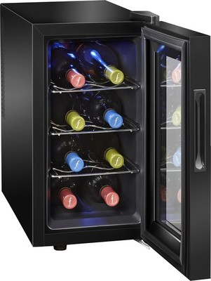 Insignia NS-WC8BK6 beverage cooler