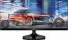LG 25UM58 monitor front on