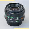 Minolta MD W.Rokkor(-X) 35mm f2.8 II (1978) lens