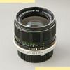Minolta MC W.Rokkor-HG 35mm f2.8 II (1969) lens
