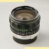 Minolta MC W.Rokkor-SG 28mm f3.5 I (1968) lens
