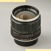Minolta W.Rokkor-HG 35mm f2.8 SR (1958) lens