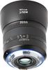 Zeiss Milvus 50mm F2 Macro lens
