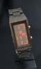 Kisai Sequence Wood Link LED smartwatch