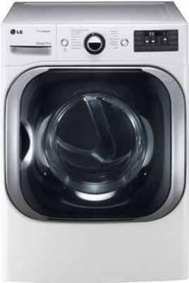 LG DLEX8000W tumble dryer