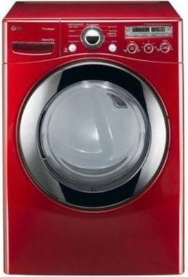 LG DLEX2650R tumble dryer