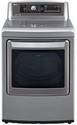 LG DLEX5680V tumble dryer