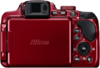 Nikon Coolpix B700 digital camera rear