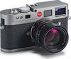 Leica M9 digital camera angle