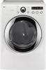 LG DLG2351W tumble dryer