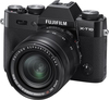 Fujifilm X-T10 digital camera angle