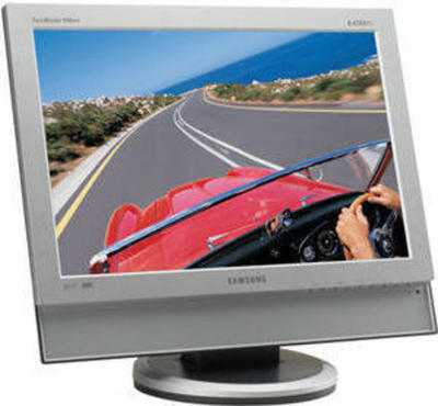 Samsung SyncMaster 940MW tv