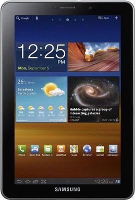Samsung galaxy tab 7 front small