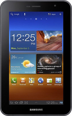 Samsung Galaxy Tab 7.0 Plus tablet