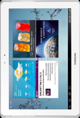 Samsung galaxy tab 2 10 1 front small