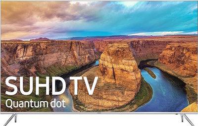 Samsung UN55KS8000 tv
